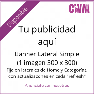 Banner Lateral Simple