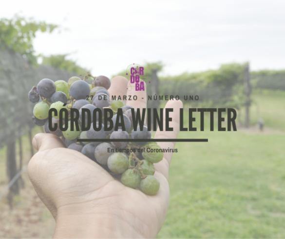 Córdoba-Wine-Letter-Número-Uno