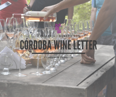 Córdoba-Wine-Letter-Número-Dos