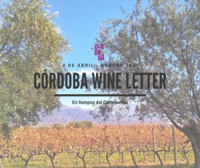 Córdoba-Wine-Letter-Número-Tres