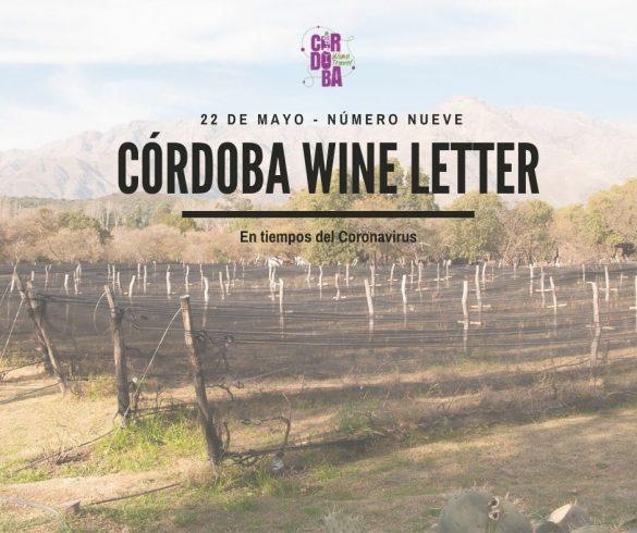 Córdoba-Wine-Letter-Número-Nueve