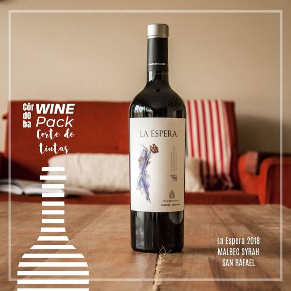 Vino-Tinto-Argentino-La-Espera-Blend-2018-San-Rafael-Mendoza
