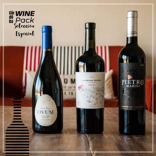 wine pack selección especial