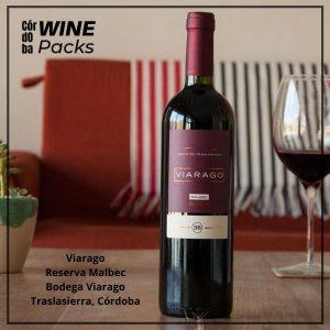 Vino Viarago Reserva Malbec