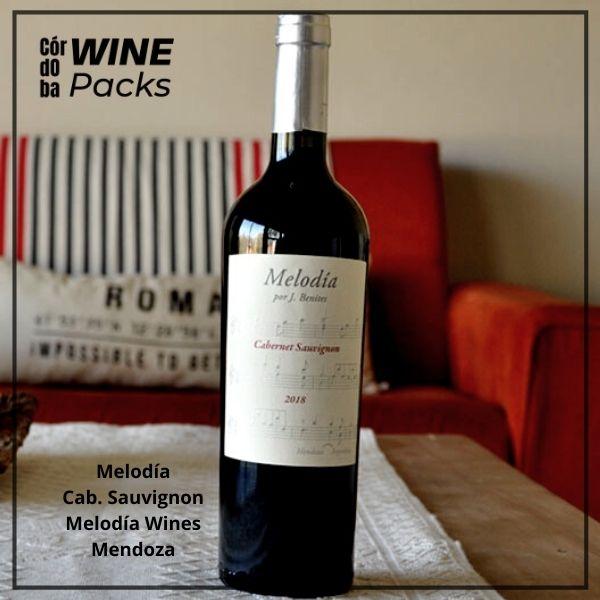 Vino Melodía Cabernet Sauvignon