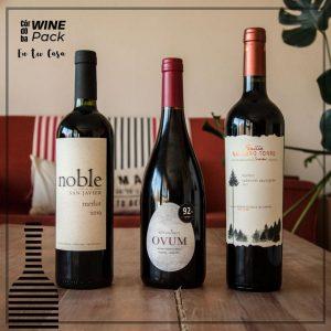 Comprar vinos de Córdoba tintas Cordobesas - Pack X 6