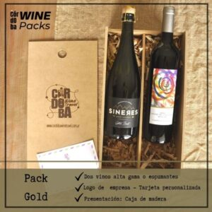 pack gold CWT