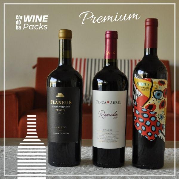Pack premium reserva y gran reserva