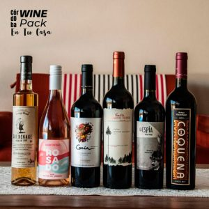 wine pack spring iscoming