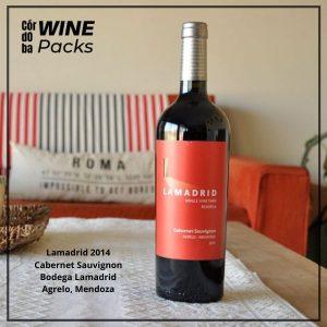 Vino Lamadrid Cabernet Sauvignon
