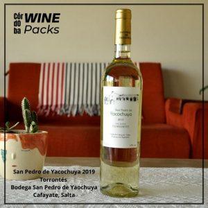 Vino San Pedro de Yacochuya Torrontes