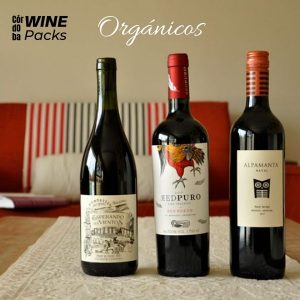 Wine Pack organicos