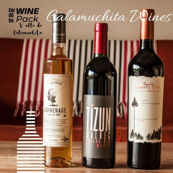 Calamuchita Wines