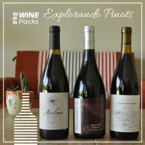 Pack Explorando Pinots