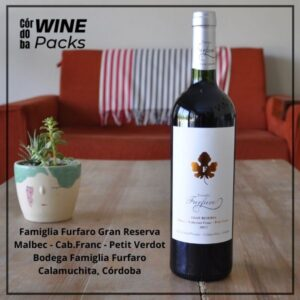 Vino Famiglia Furfaro Gran Reserva 2017