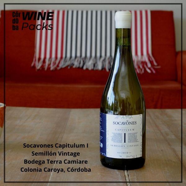 Vino Socavones Capitulum I