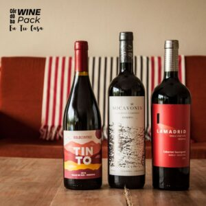 Wine Pack Explorando Cabernet