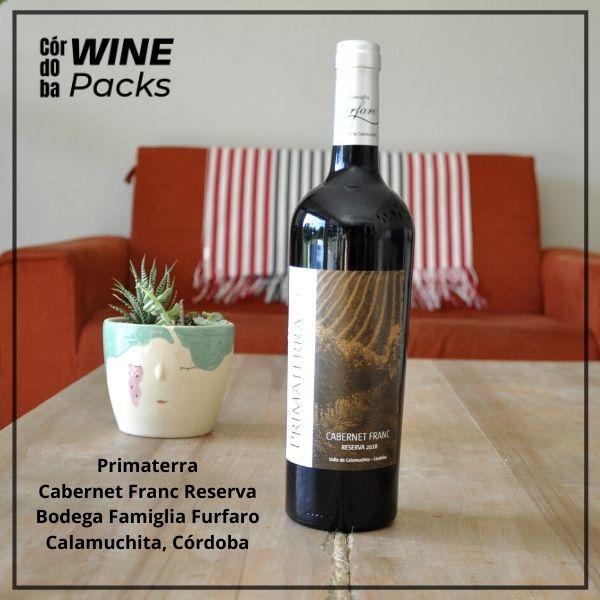 vino primaterra cabernet franc