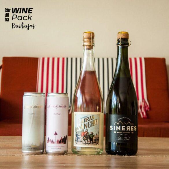 Wine Pack Burbujas