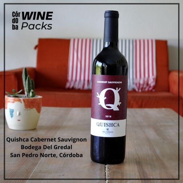 Vino Quishca Cabernet Sauvignon