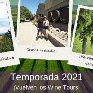 vuelven los wine tours