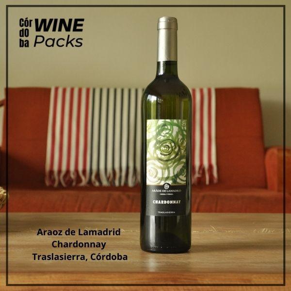 Vino Araoz de Lamadrid Chardonnay