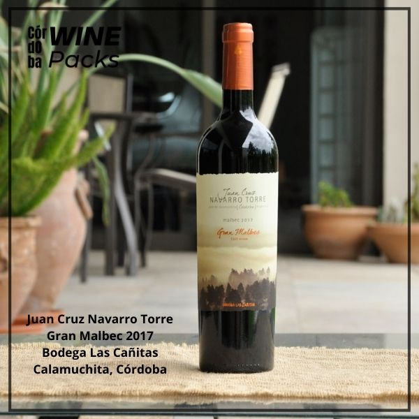 Vino Juan Cruz Navarro Torre 2017