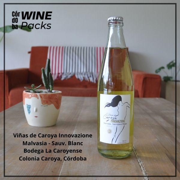 Vino Viñas de Caroya Innovazione Blanco