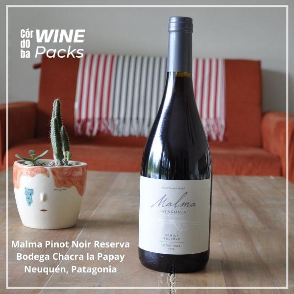 Vino Malma Pinot Noir Reserva