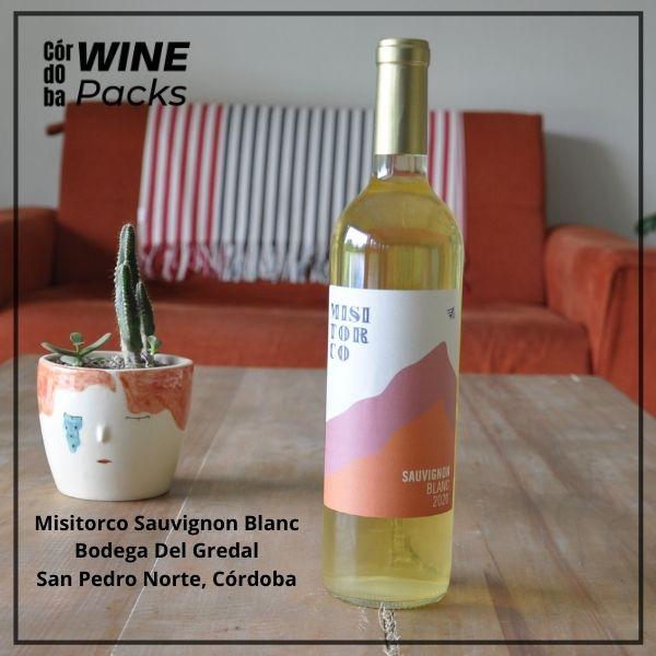 Vino Misitorco Sauvignon Blanc