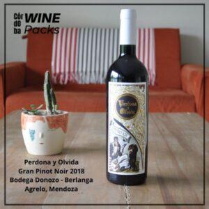 vino perdona y olvida gran pinot noir