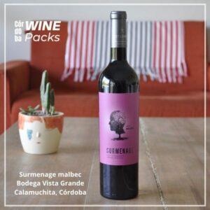 Vino Surmenage Malbec