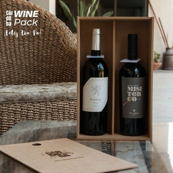 Wine Pack Felís día pa