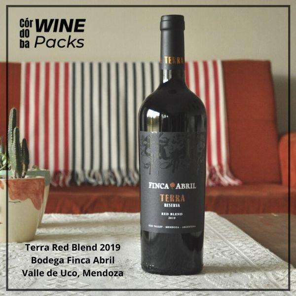 Vino Finca Abril Terra Red Blend 2019