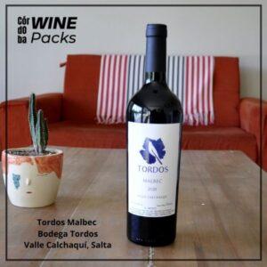 Vino Tordos Malbec
